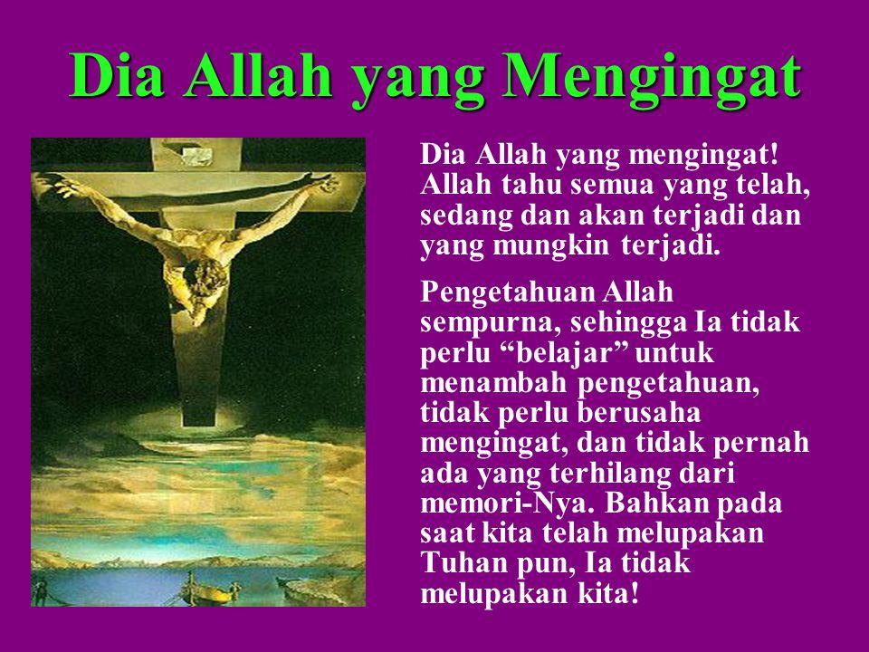 Dia Allah yang Mengingat