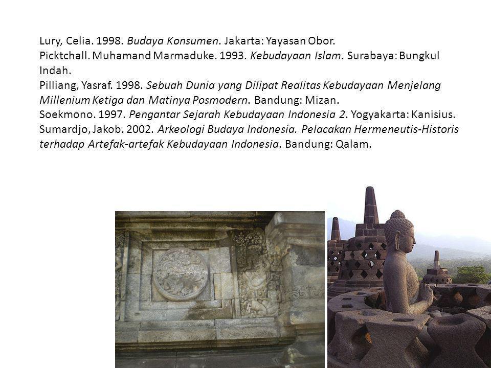 Lury, Celia. 1998. Budaya Konsumen. Jakarta: Yayasan Obor.