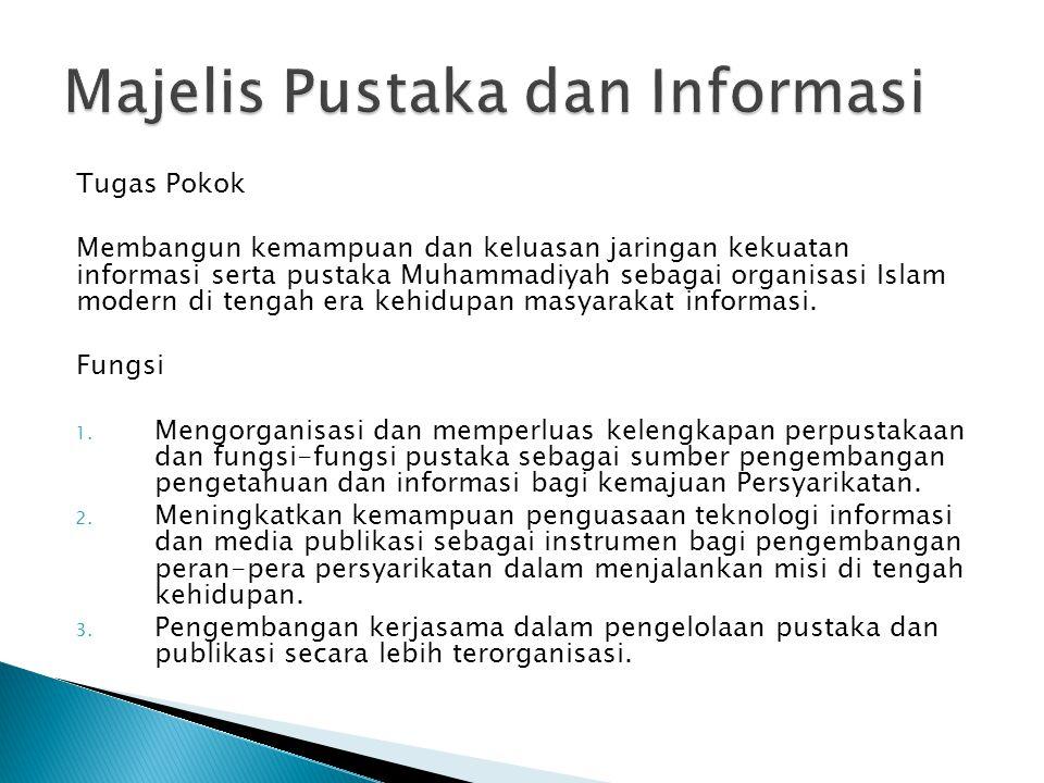 Majelis Pustaka dan Informasi