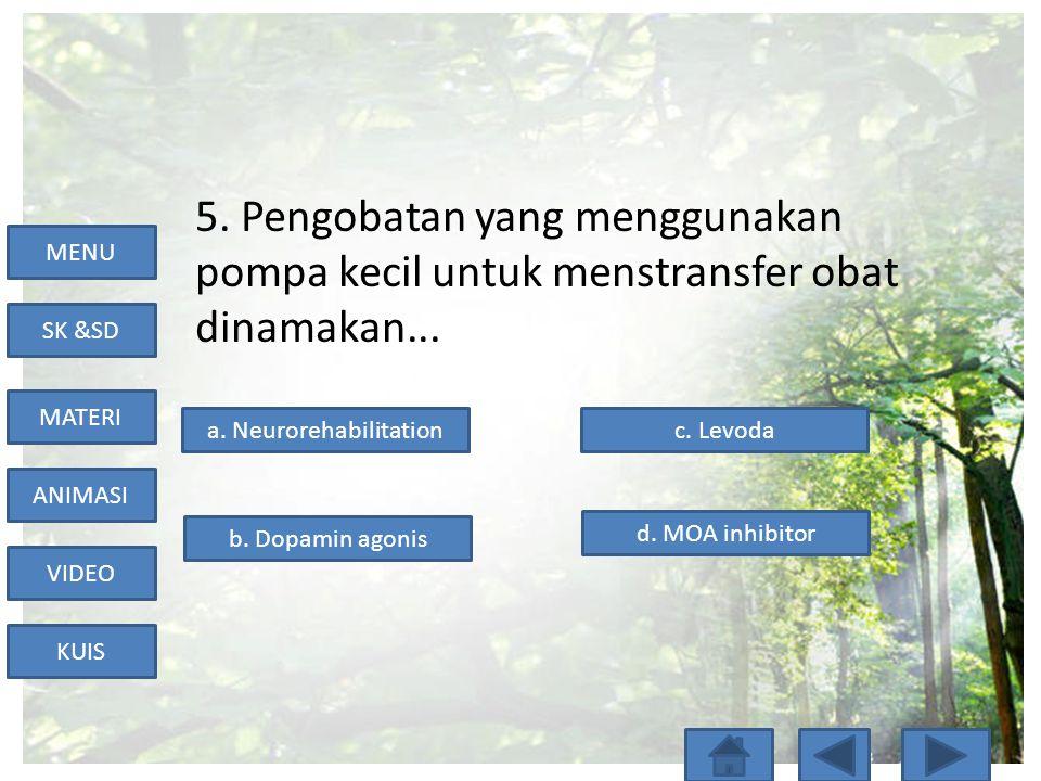 a. Neurorehabilitation
