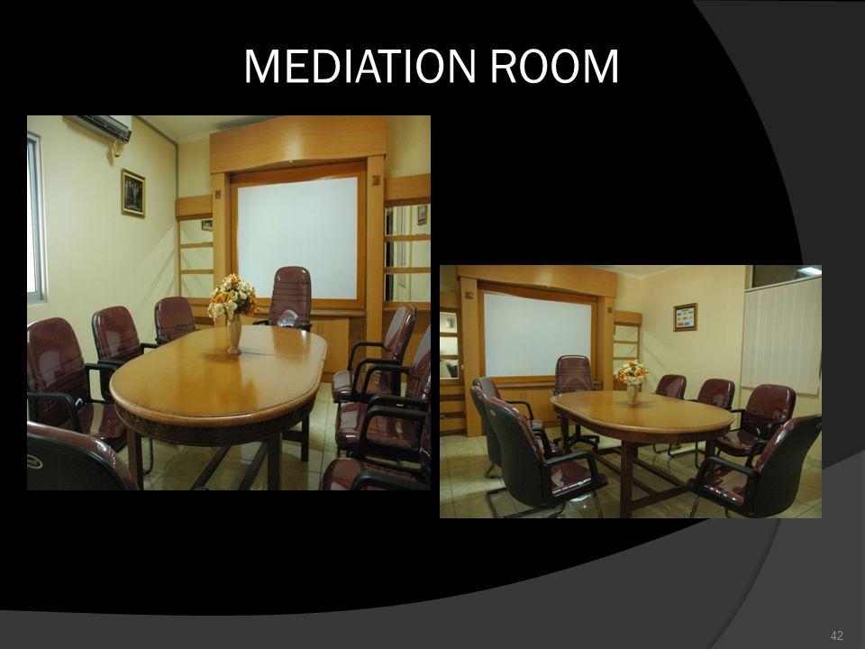 MEDIATION ROOM