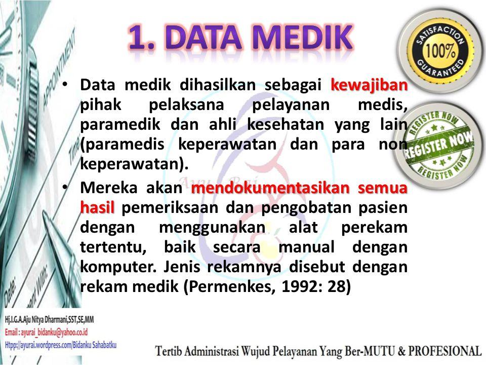 1. Data Medik