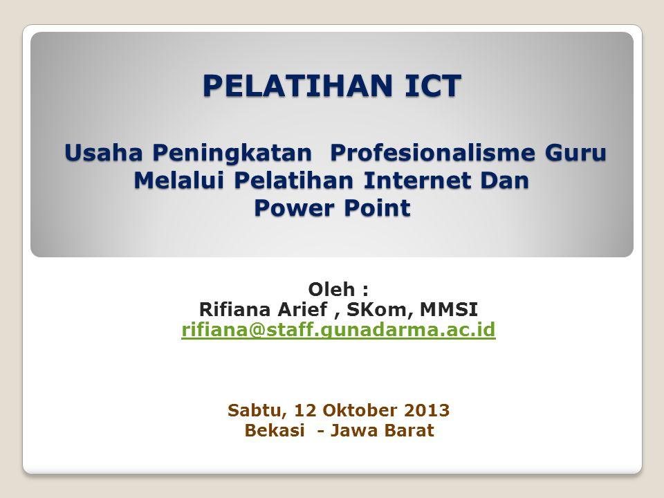 Sabtu, 12 Oktober 2013 Bekasi - Jawa Barat