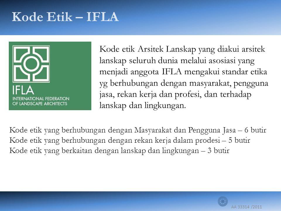 Kode Etik – IFLA