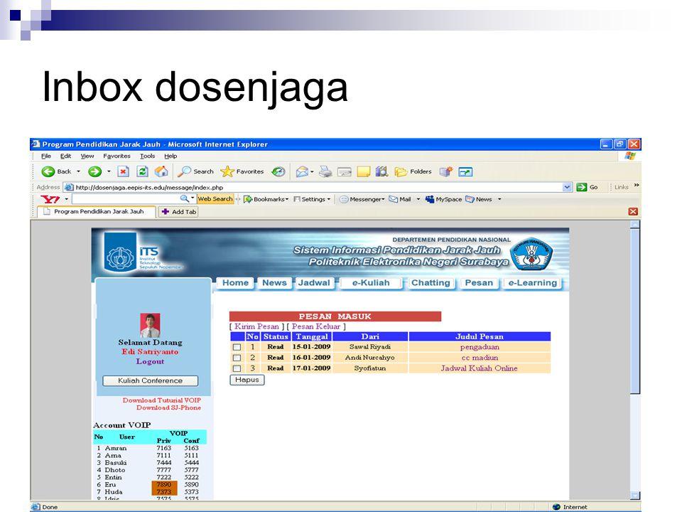 Inbox dosenjaga