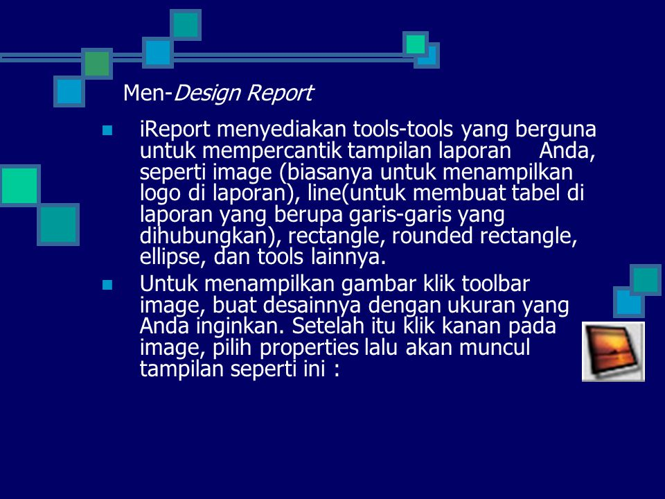 Men-Design Report