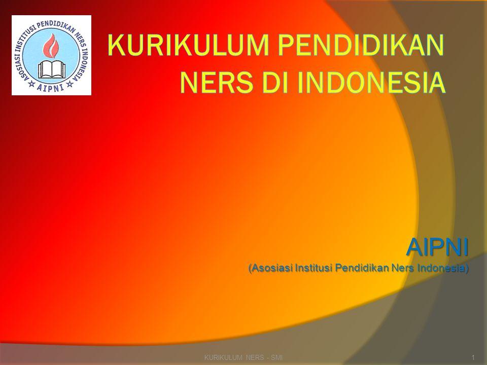 KURIKULUM PENDIDIKAN NERS DI INDONESIA