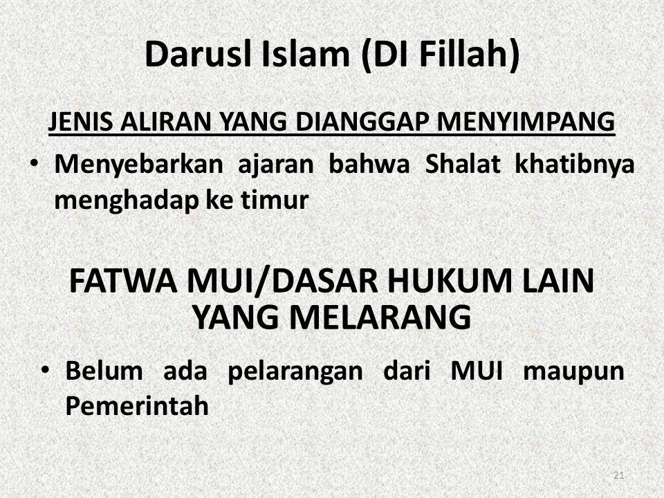 Darusl Islam (DI Fillah)