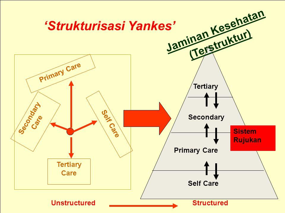 'Strukturisasi Yankes'