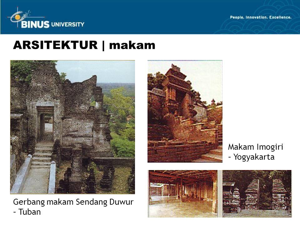ARSITEKTUR | makam Makam Imogiri – Yogyakarta