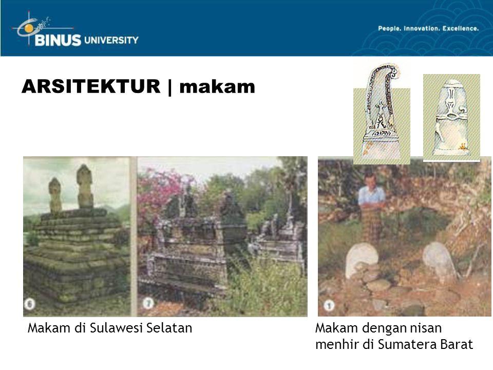 ARSITEKTUR | makam Makam di Sulawesi Selatan