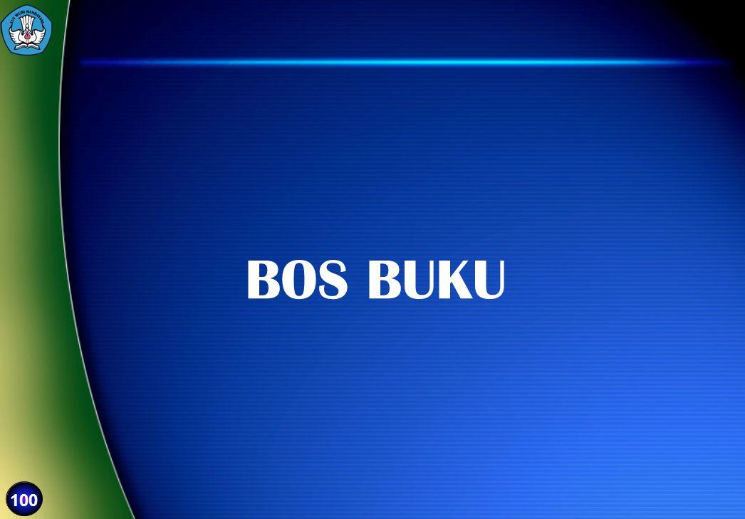 BOS BUKU