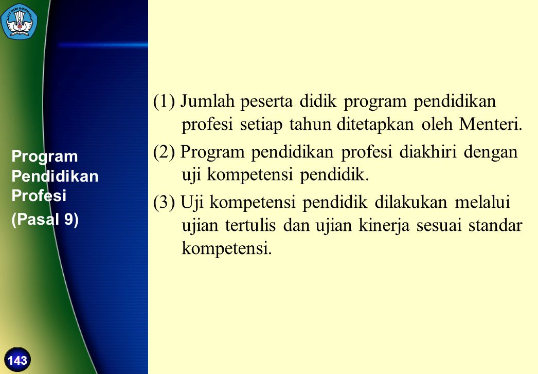 Program Pendidikan Profesi