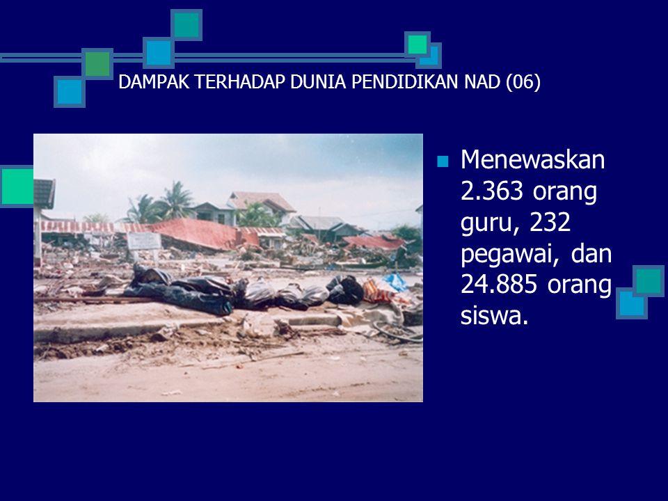 DAMPAK TERHADAP DUNIA PENDIDIKAN NAD (06)