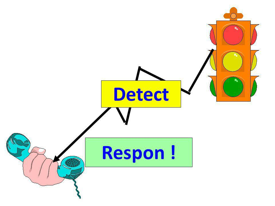 Detect Respon !