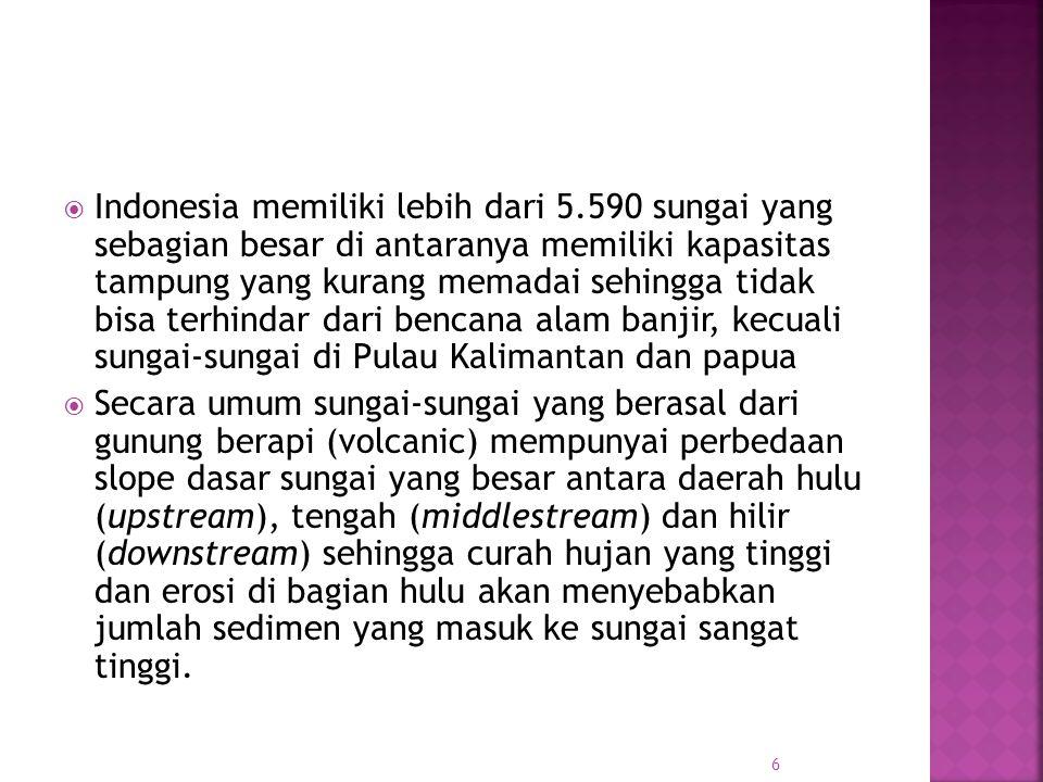 Indonesia memiliki lebih dari 5