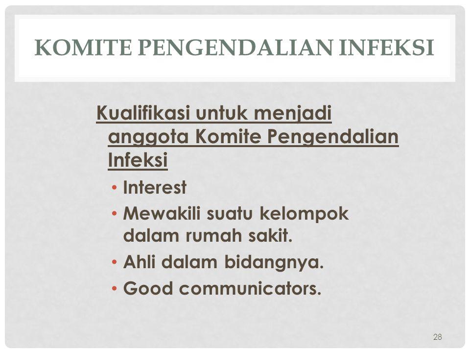 Komite Pengendalian Infeksi