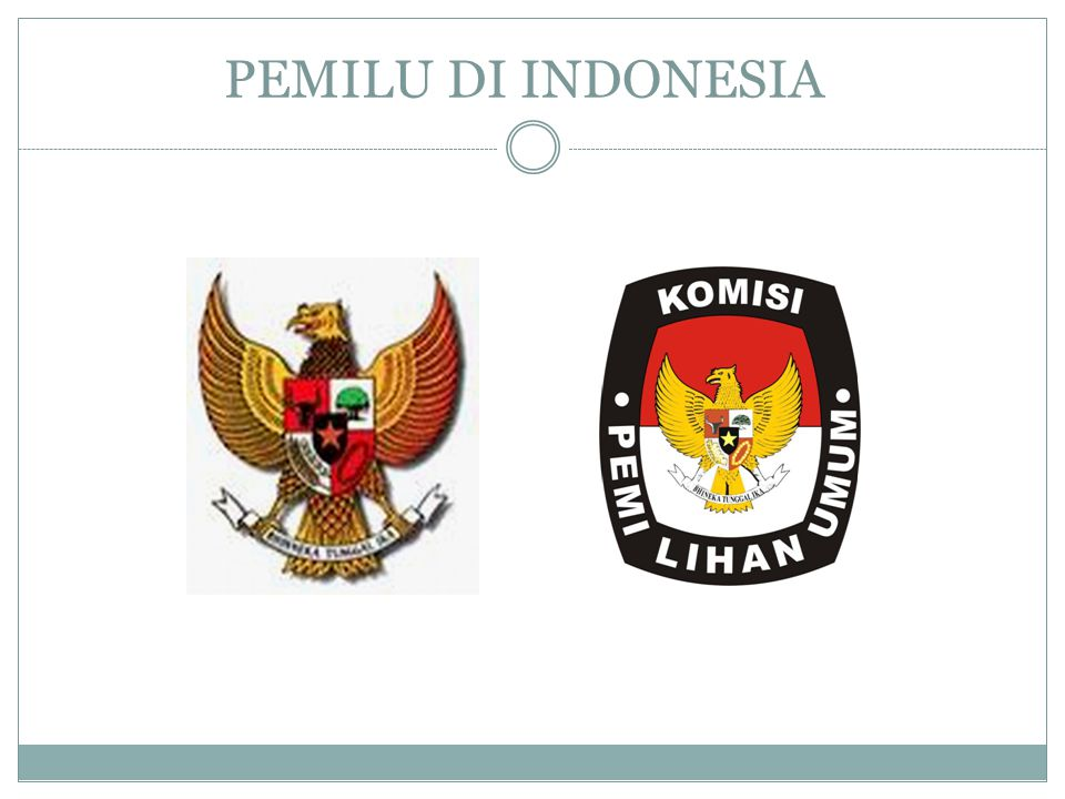 PEMILU DI INDONESIA
