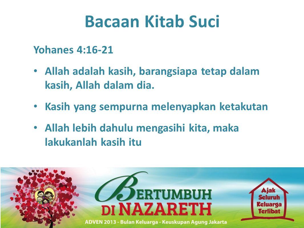 Bacaan Kitab Suci Yohanes 4:16-21