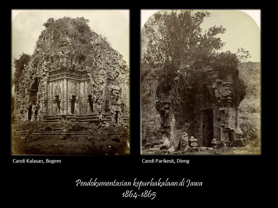 Pendokumentasian kepurbakalaan di Jawa