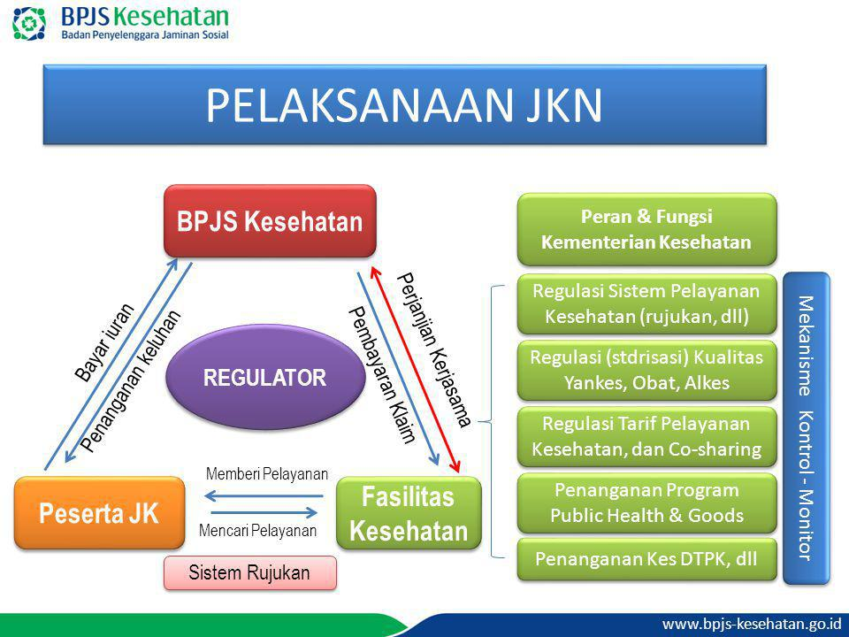 Peran & Fungsi Kementerian Kesehatan