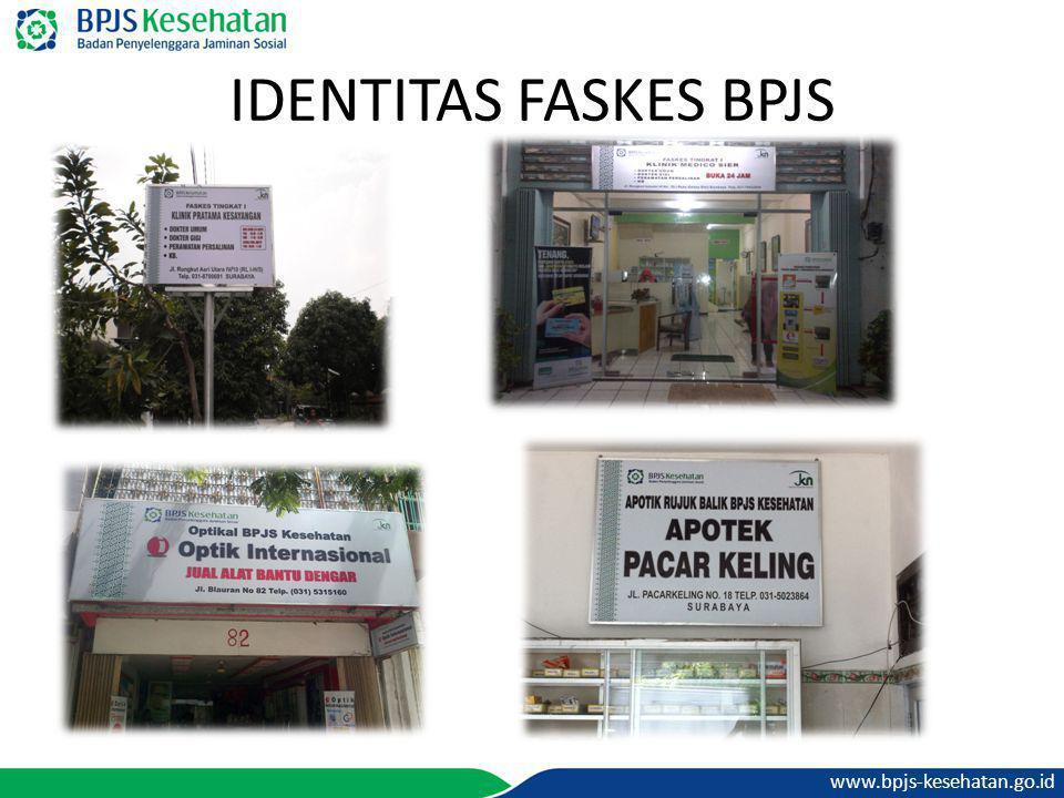 IDENTITAS FASKES BPJS