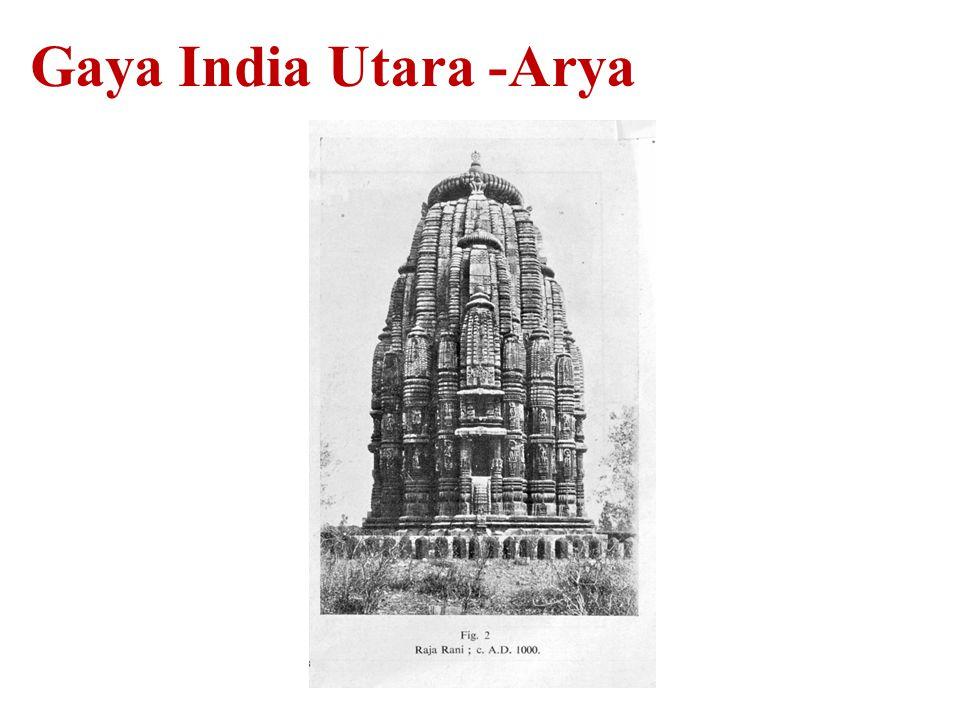 Gaya India Utara -Arya