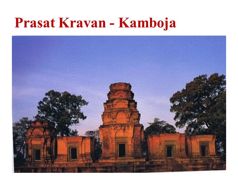 Prasat Kravan - Kamboja