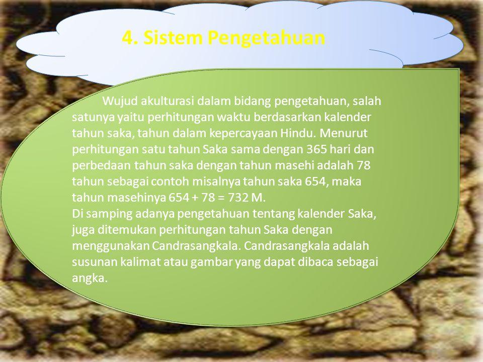 4. Sistem Pengetahuan