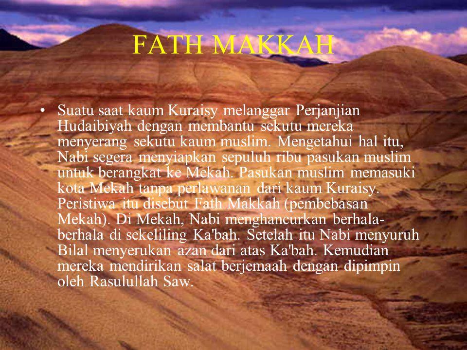 FATH MAKKAH