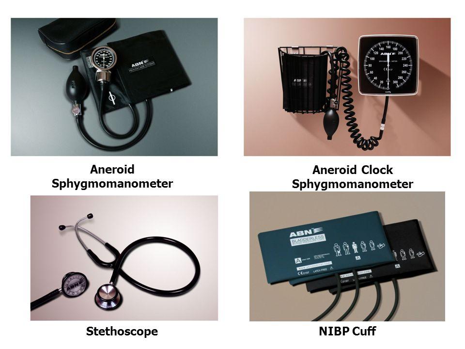 Aneroid Sphygmomanometer Aneroid Clock Sphygmomanometer