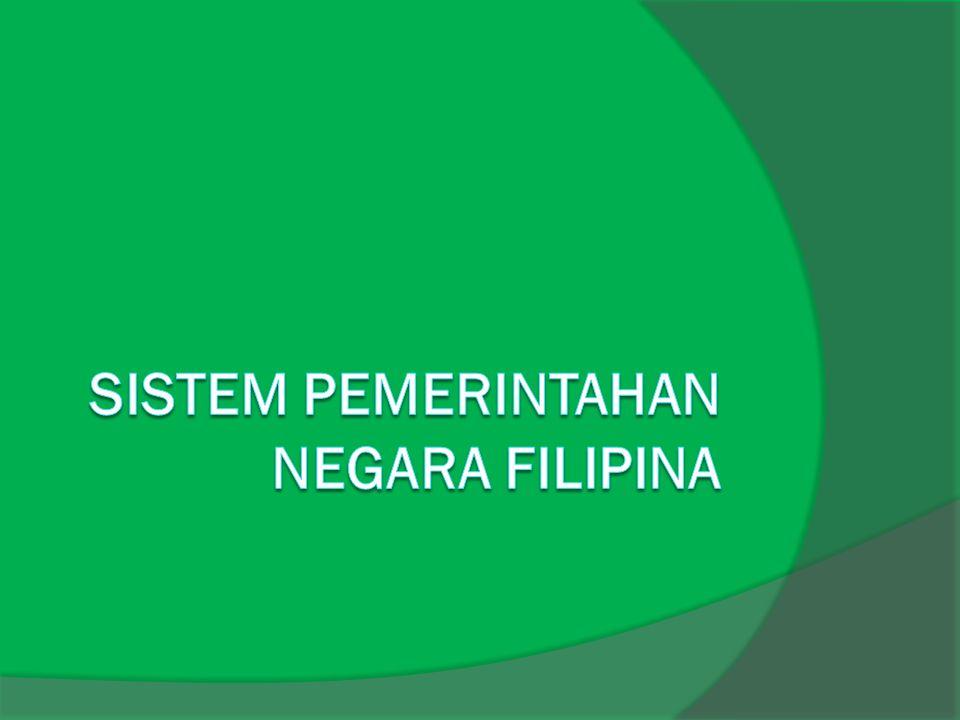 SISTEM PEMERINTAHAN NEGARA FILIPINA
