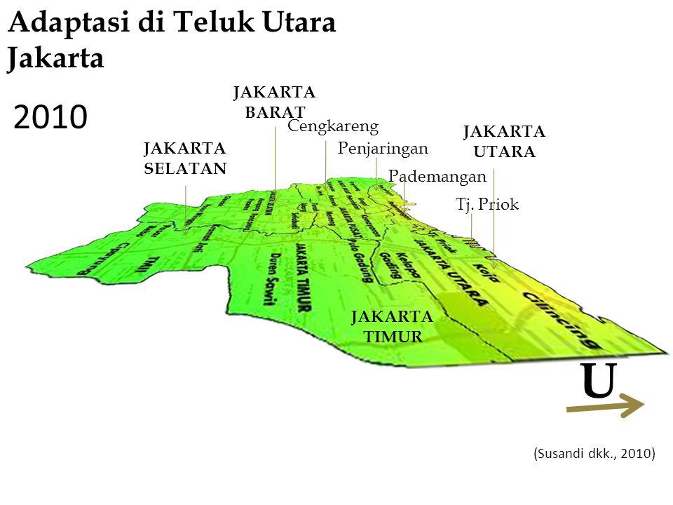 U 2010 Adaptasi di Teluk Utara Jakarta JAKARTA BARAT Cengkareng