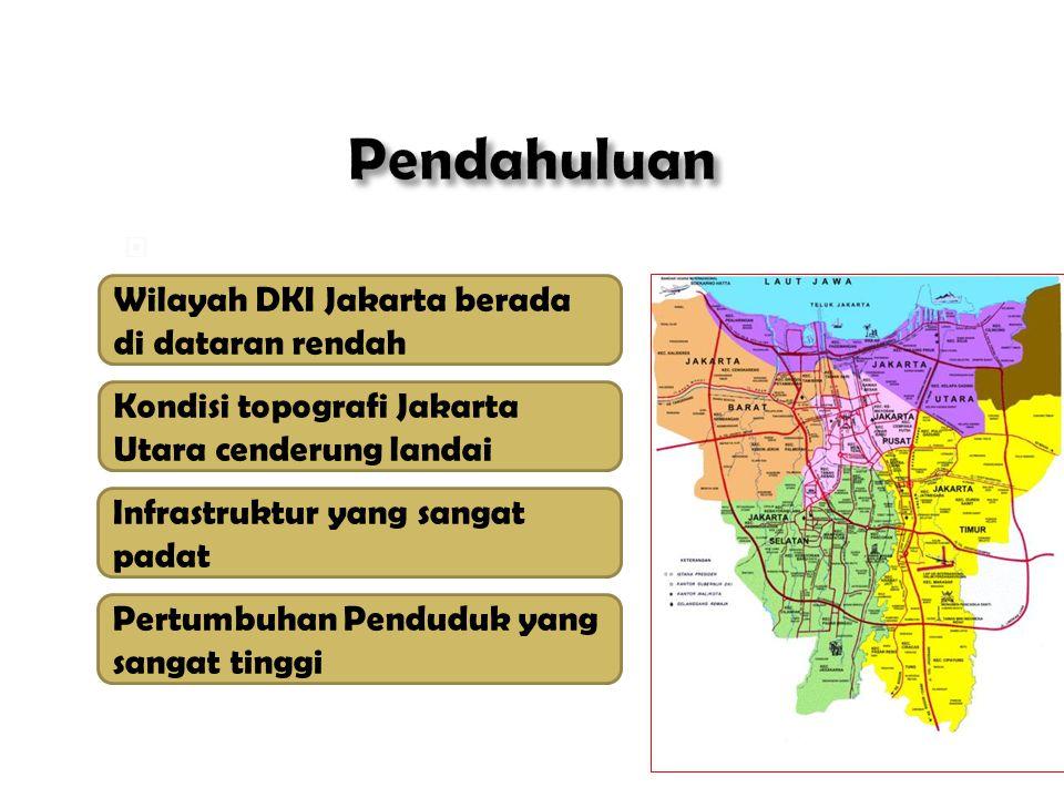 Pendahuluan Kerentanan Kota Jakarta: