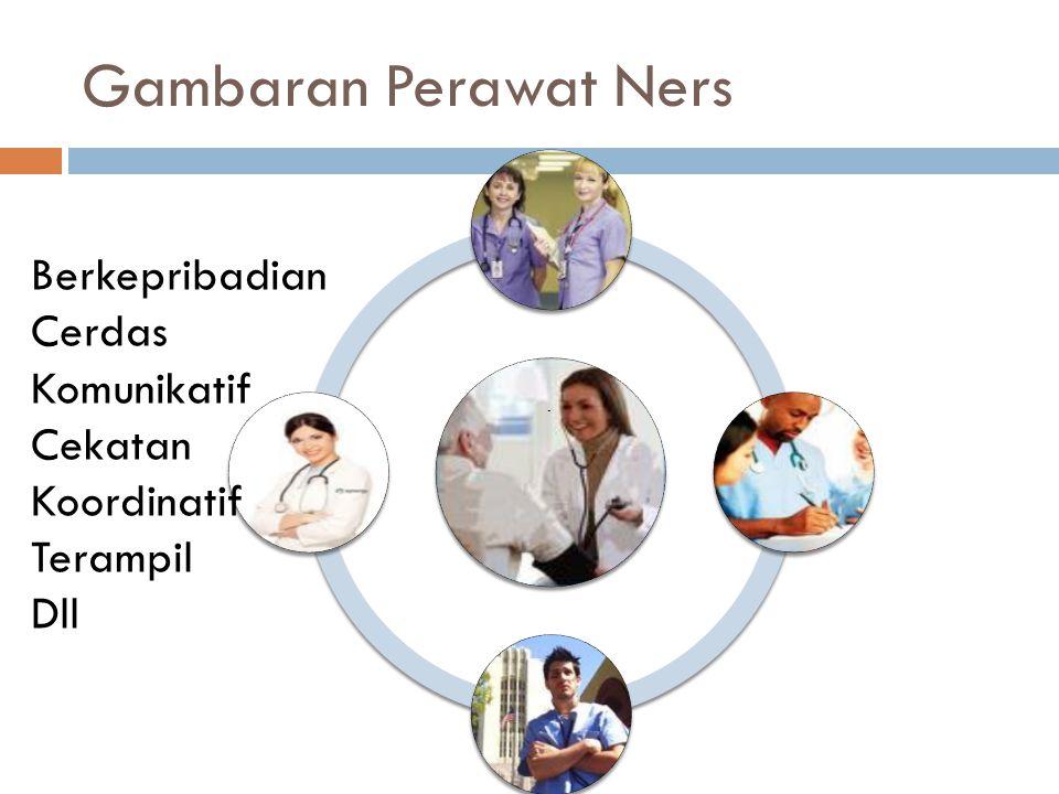 Gambaran Perawat Ners Berkepribadian Cerdas Komunikatif Cekatan