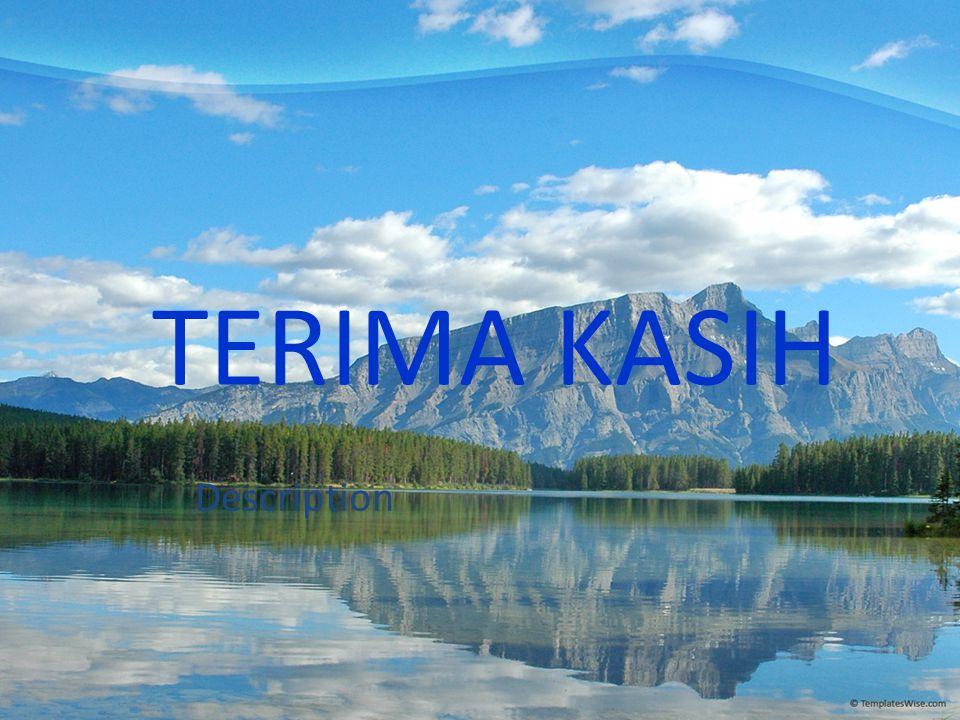 TERIMA KASIH Description