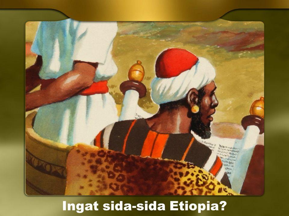 Ingat sida-sida Etiopia