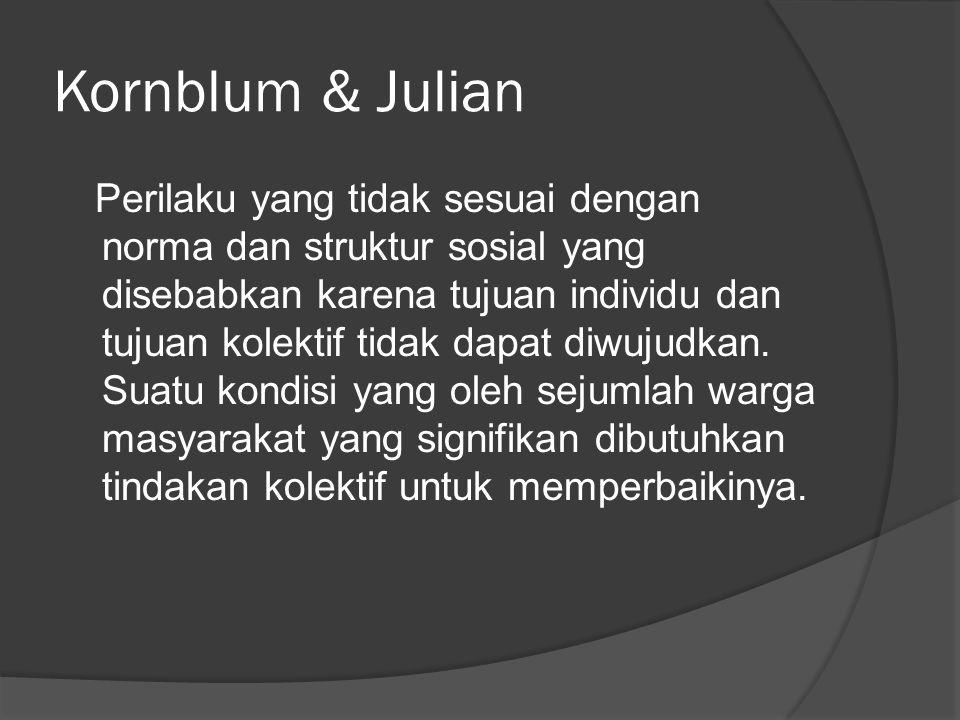 Kornblum & Julian