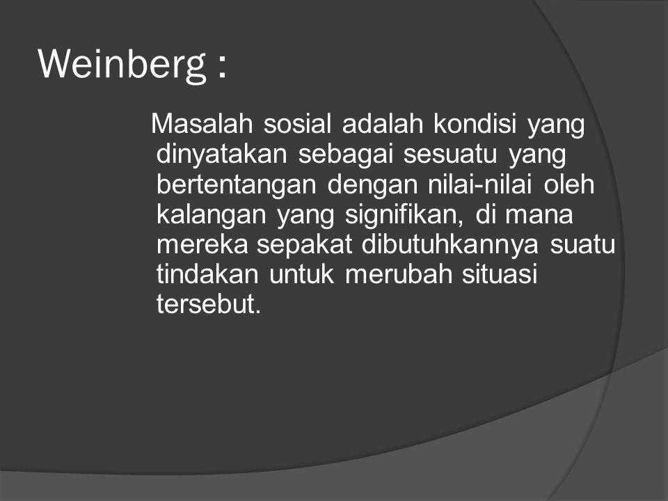 Weinberg :