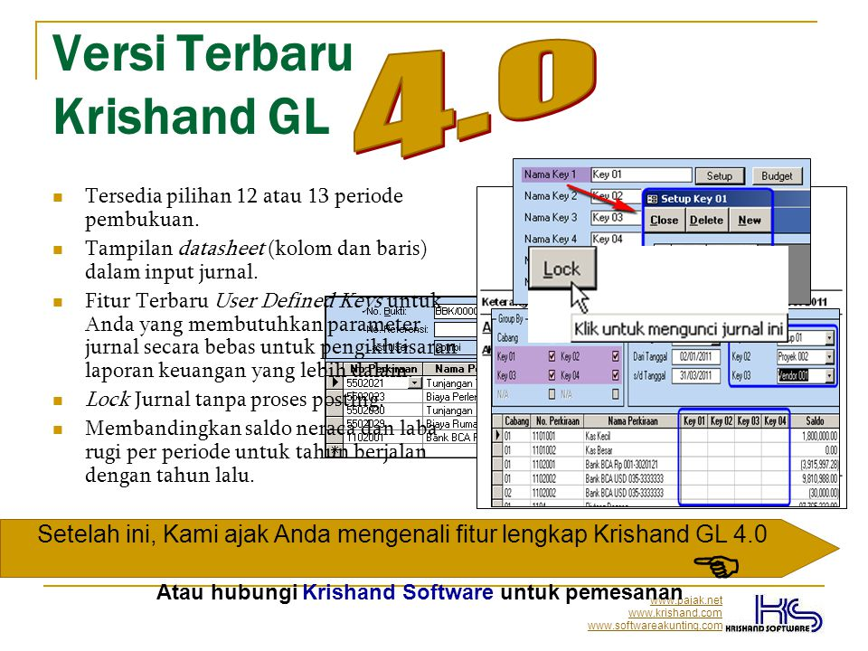 Versi Terbaru Krishand GL