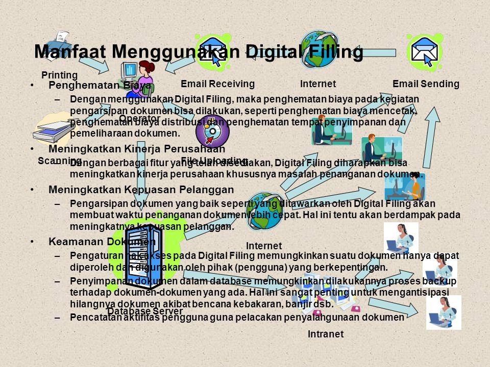 Manfaat Menggunakan Digital Filling