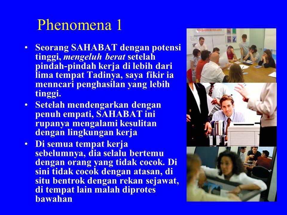 Phenomena 1