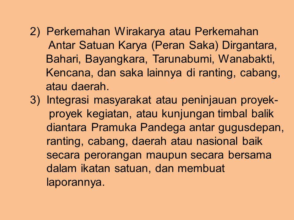 2) Perkemahan Wirakarya atau Perkemahan