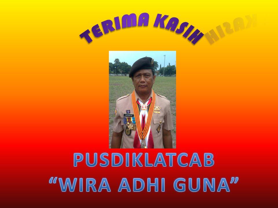 Terima kasih PUSDIKLATCAB WIRA ADHI GUNA