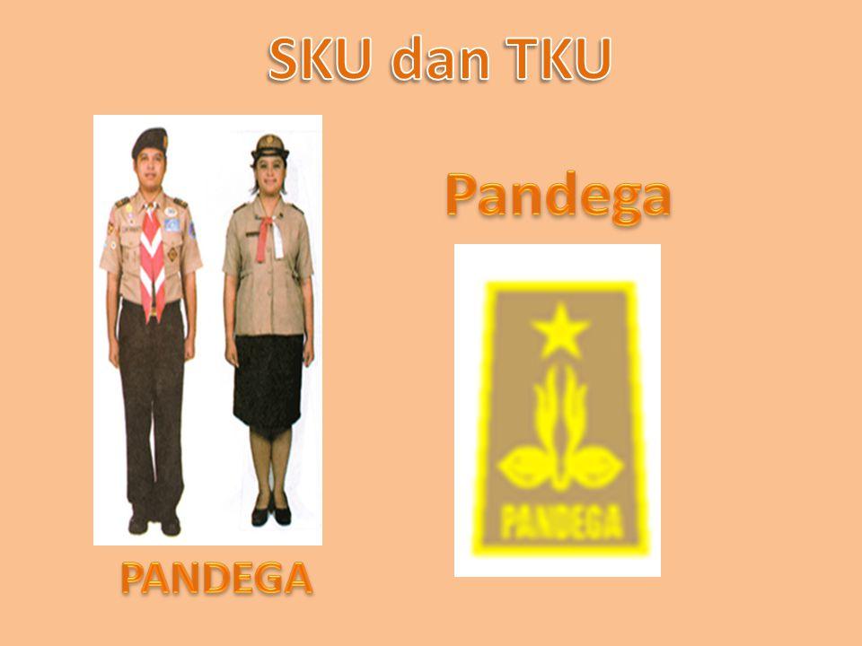 SKU dan TKU PANDEGA Pandega