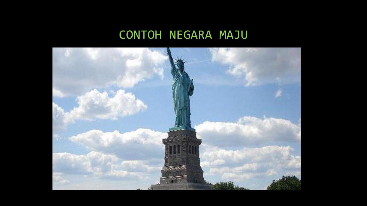 CONTOH NEGARA MAJU