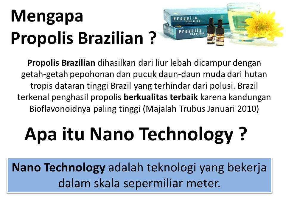 Apa itu Nano Technology