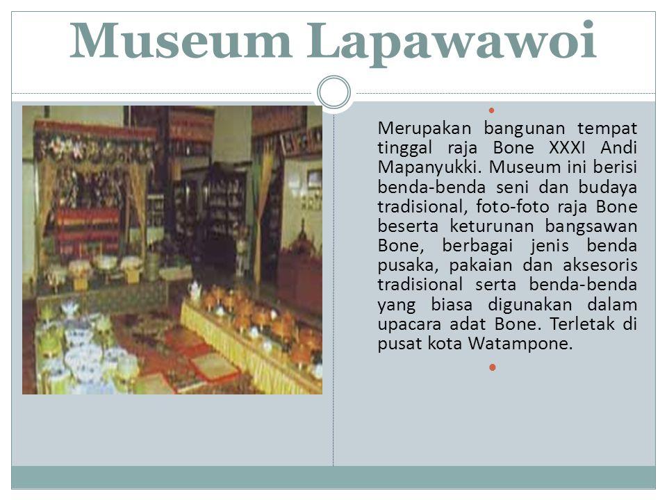 Museum Lapawawoi
