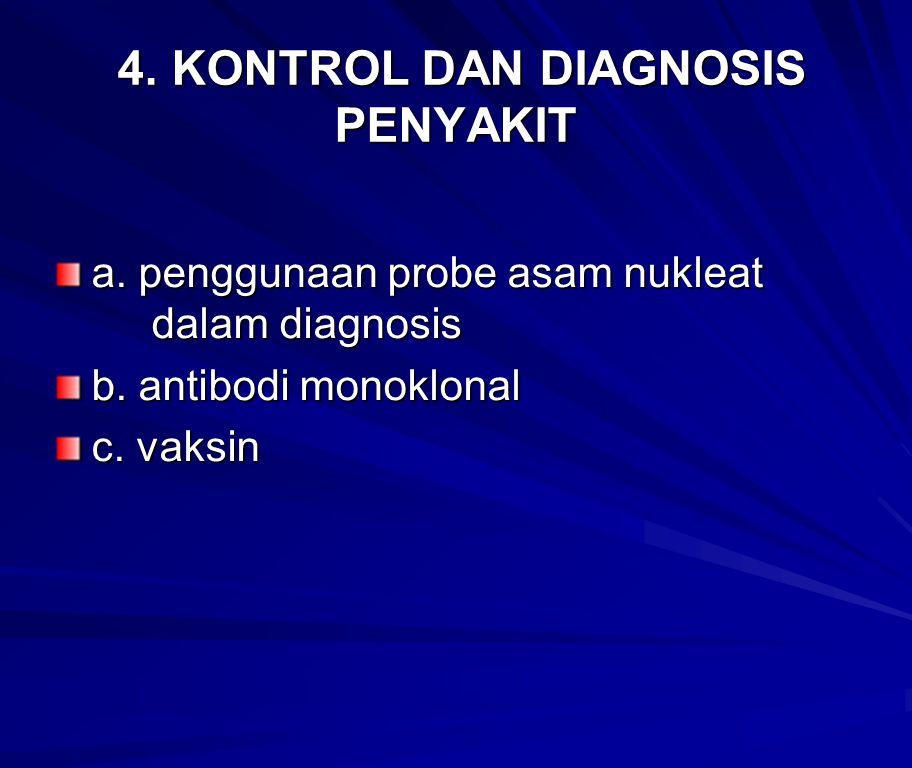 4. KONTROL DAN DIAGNOSIS PENYAKIT