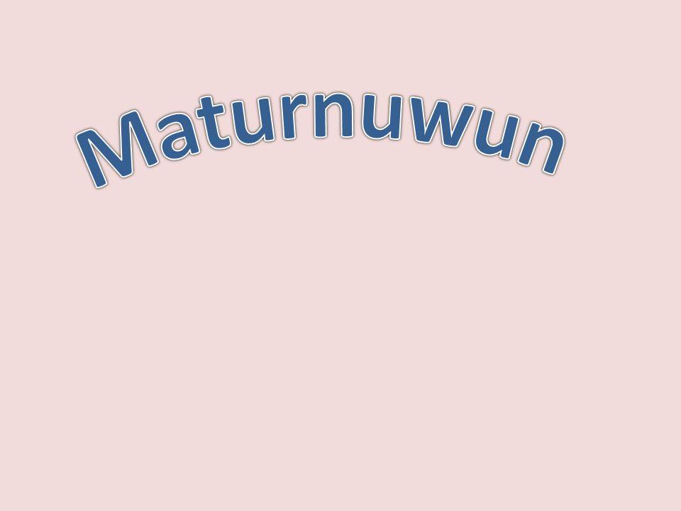 Maturnuwun